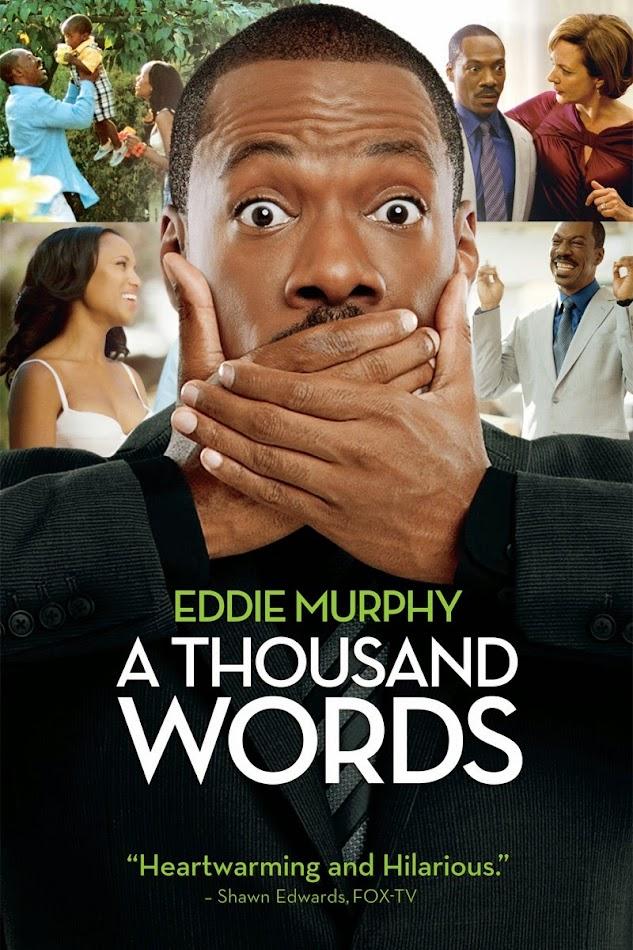 ตัวอย่างหนังใหม่ : A Thousand Words ( ปาฏิหาริย์ 1000 คำ กำราบคนขี้จุ๊) ซับไทย poster