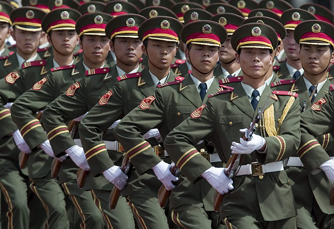 north korean army parade. defence forces of India,