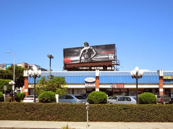 Sons of Anarchy final season 7 billboard