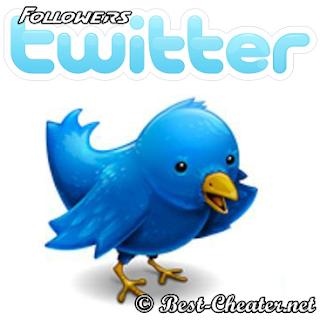 Auto Follow Twitter Hingga Ribuan