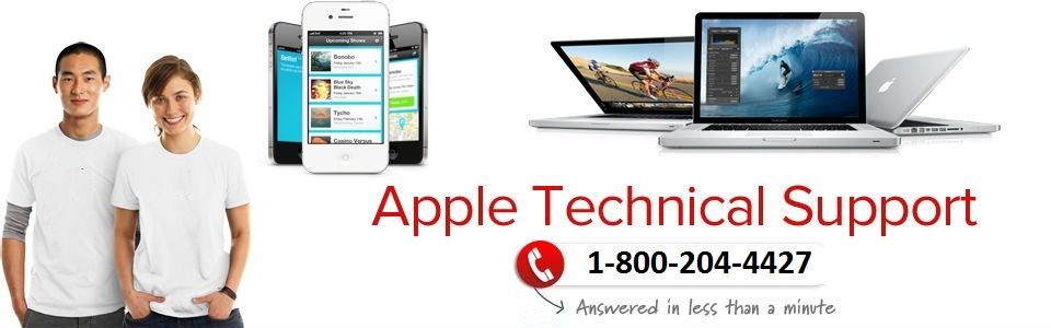 1-800-204-4427 Apple Technical Support Phone Number USA