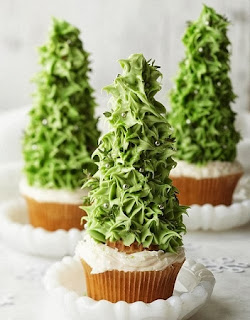 Arboles de Navidad Comestibles, Ideas para la Mesa de Navidad