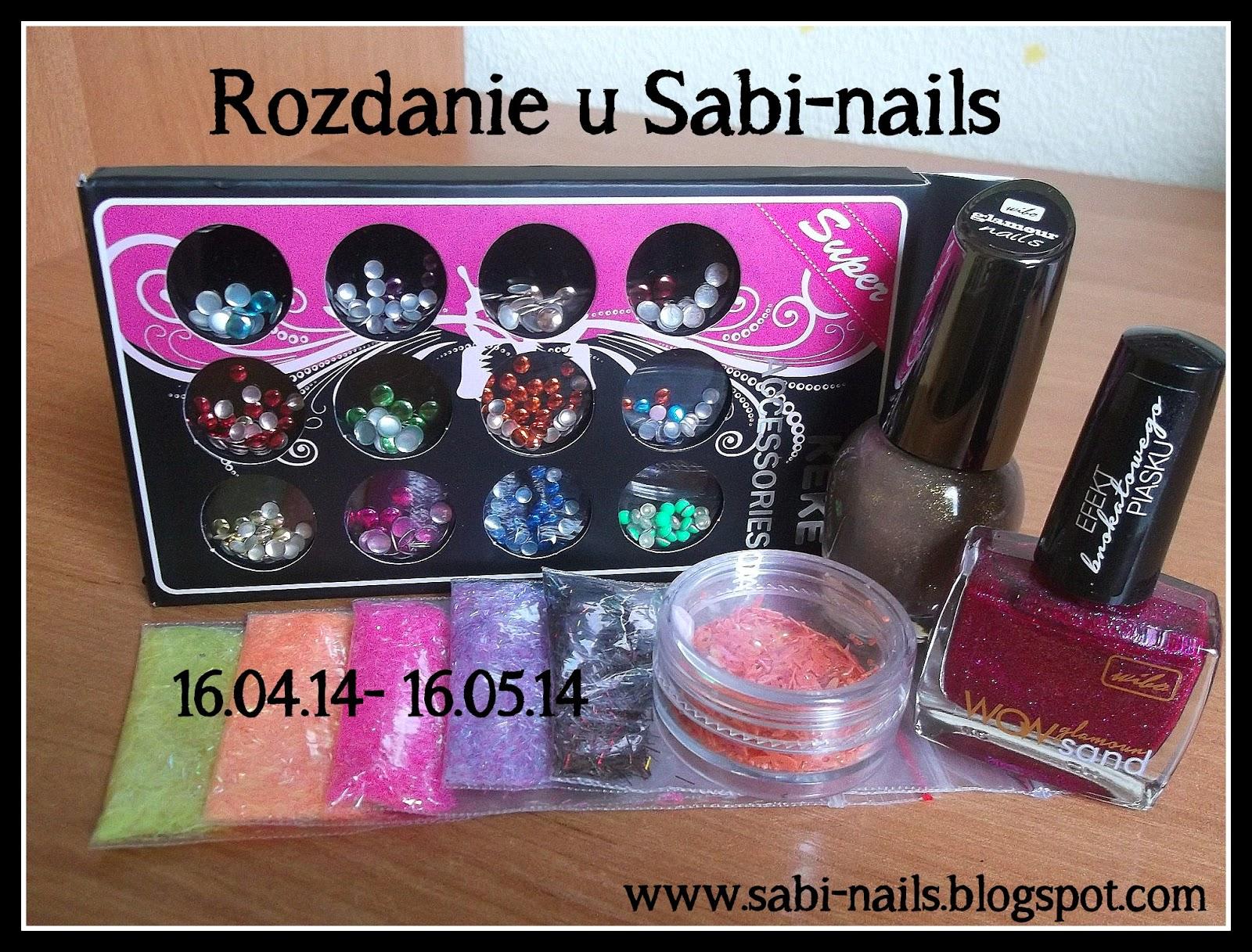 http://sabi-nails.blogspot.com/2014/04/dobre-wiadomosci-rozdanie.html