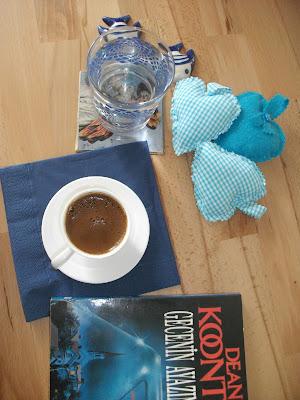 kahve ve kitap