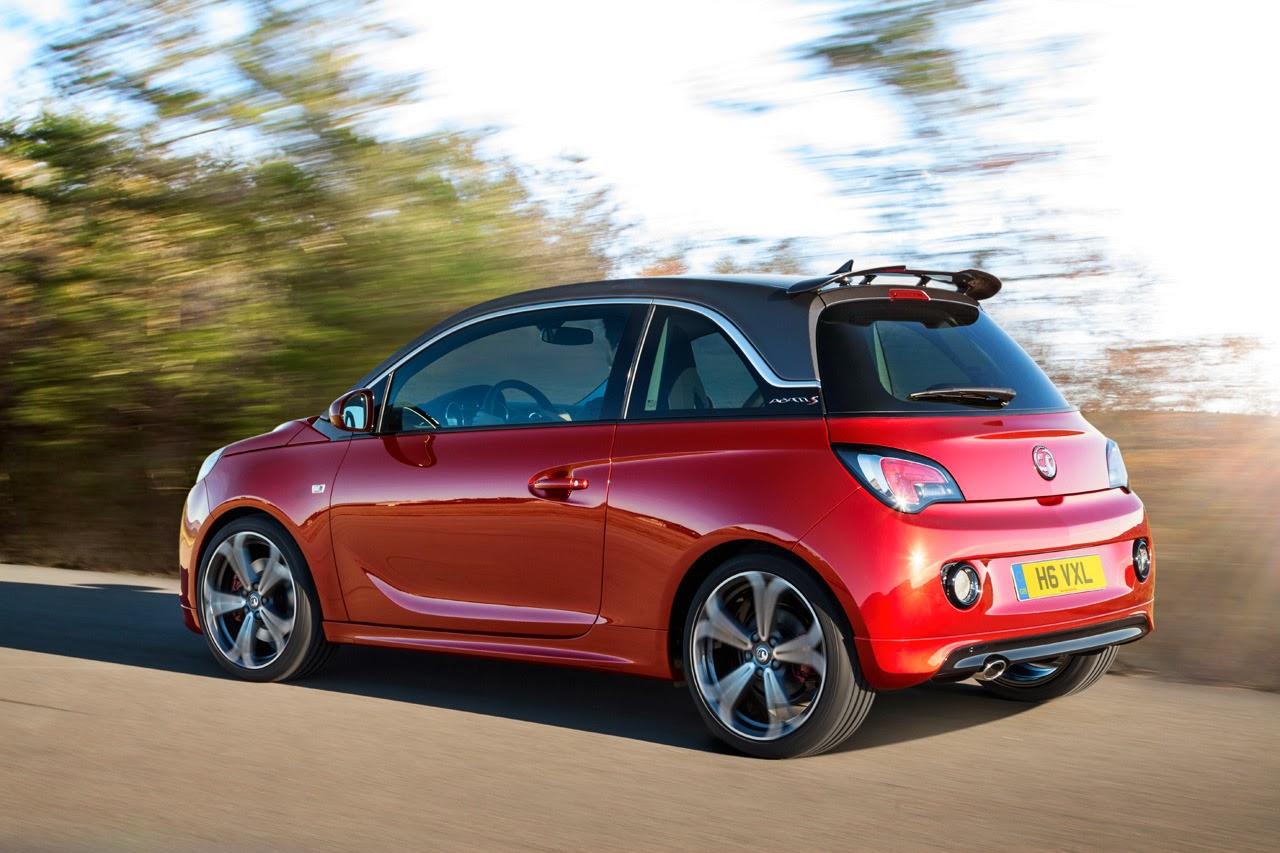 © Automotiveblogz: Vauxhall Adam S Photos