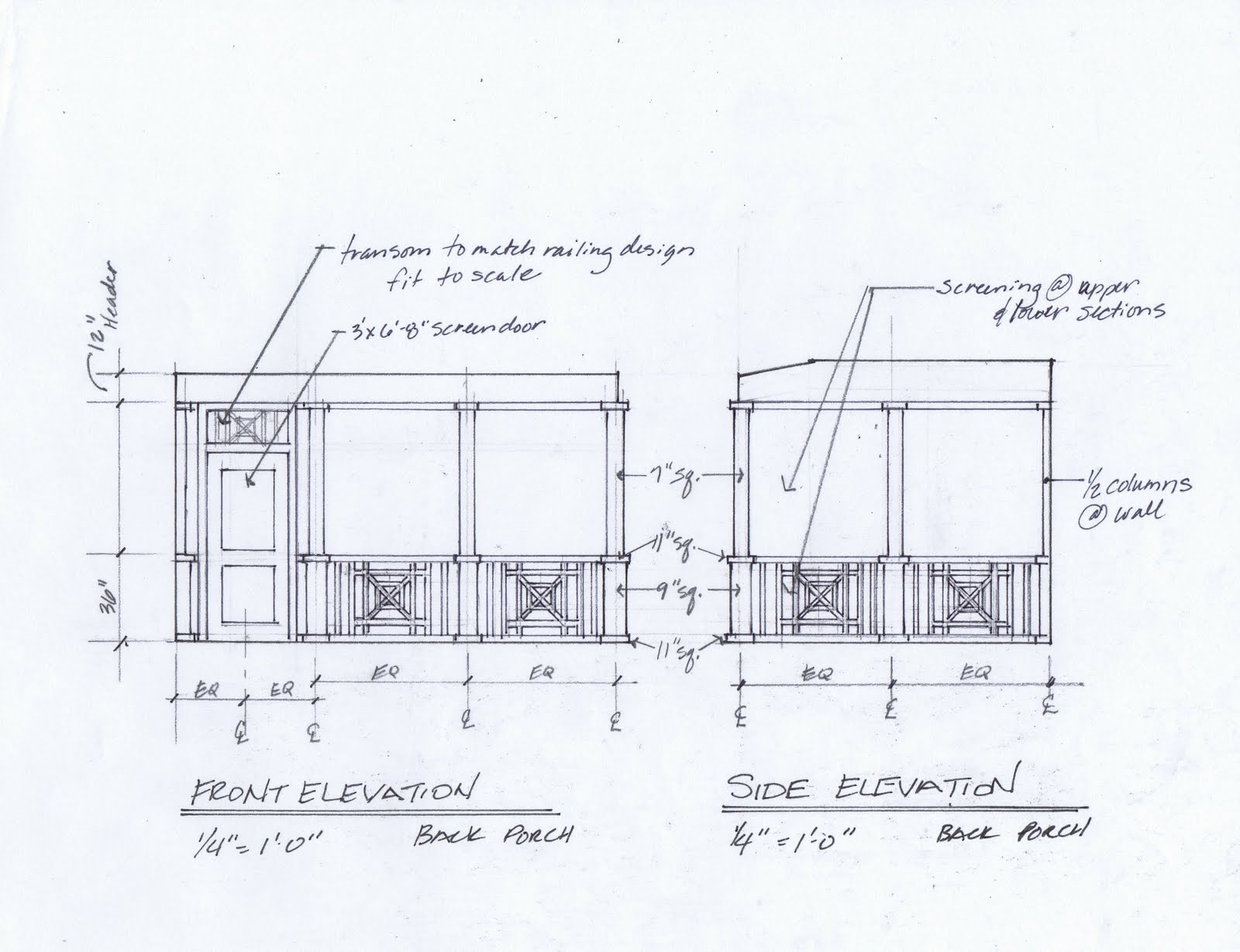 Printable Porch Swing Plans Plans Randkey furthermore How Install Foundation Drain also Bloxburg homes 3F furthermore Porch Construction Diagram as well Residential Wood Framing Details. on screen porch construction plans