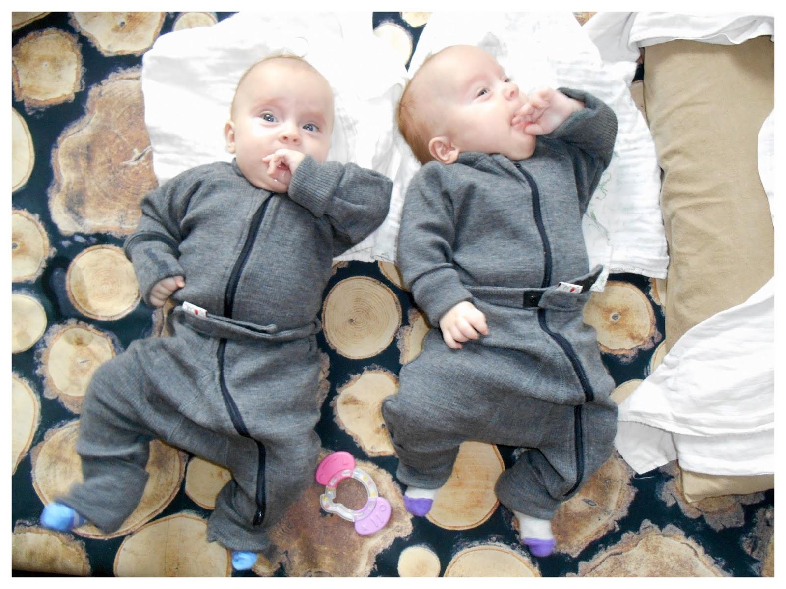 Výbava pro miminka- merino overaly