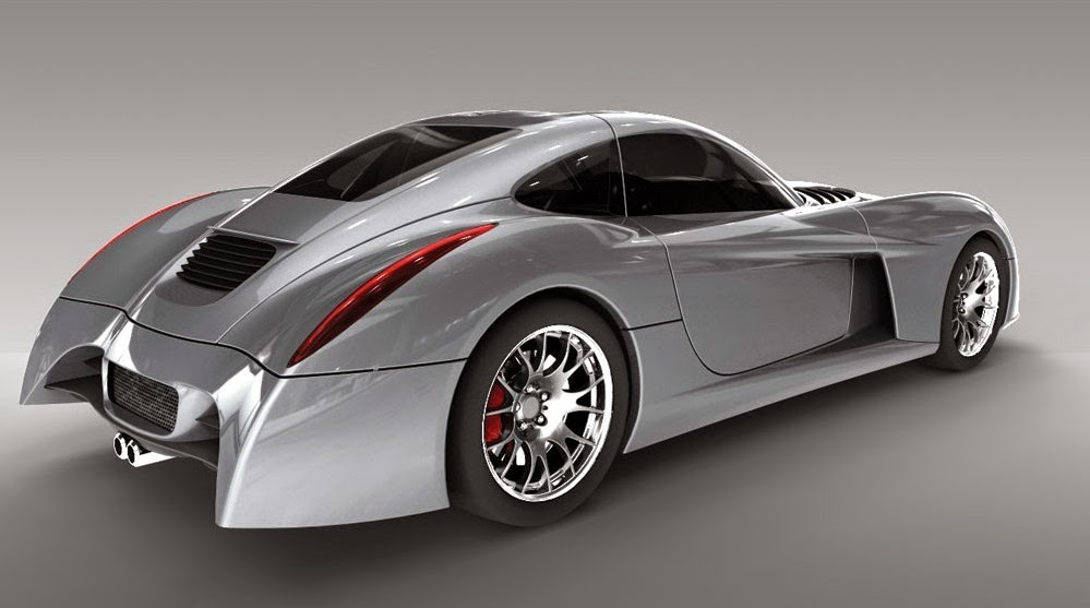 Panoz Abruzzi Sports Car Sports Cars