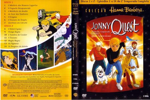 Jonny Quest - A Primeira Temporada Completa