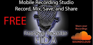 FreeStyle Recorder HDA FREE 2.0.0 apk