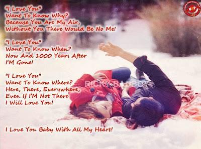 Sebuah Puisi Cinta untuk Kekasih Hati
