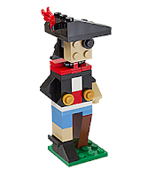 Pirate Lego Mini Model