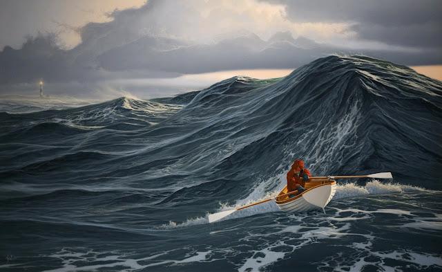D.W.C. North Pole - Artist Christopher Walker