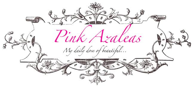 Pink Azaleas
