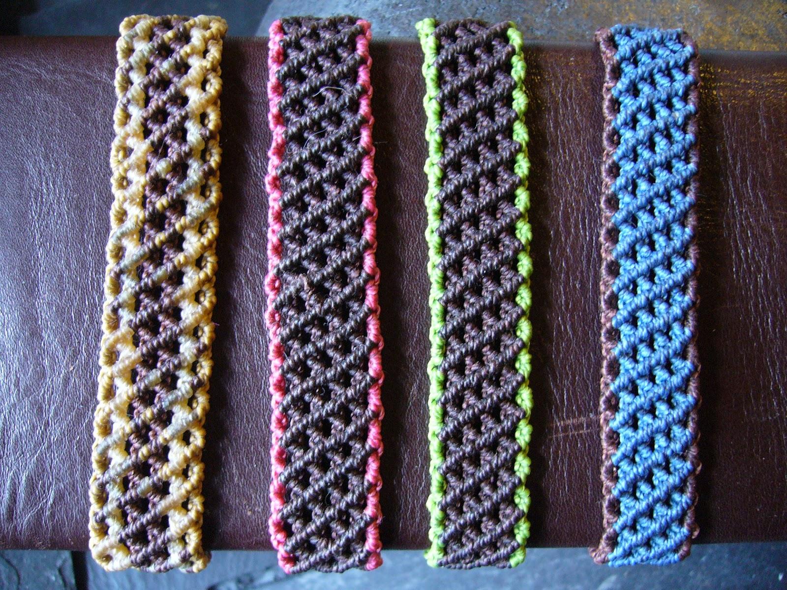 Precios de pulseras de hilo encerado