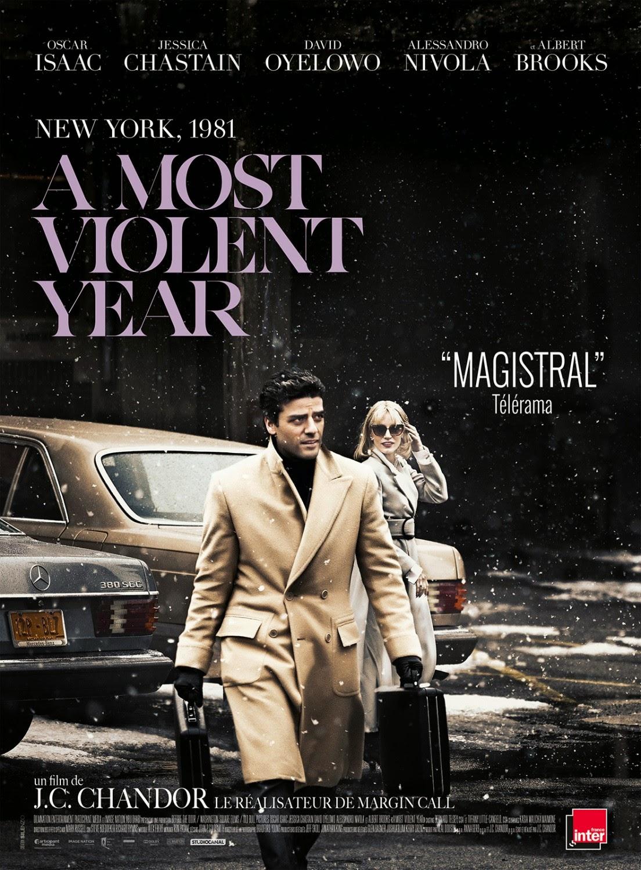 Descarga A Most Violent Year [720p] (2014) 1 link Audio Latino