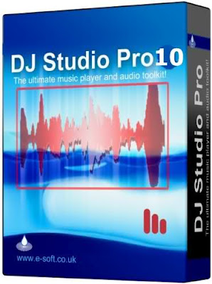 Cover Of DJ Studio Pro (2012) 10.4.3.2 Free Download