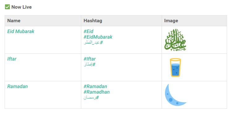 ramadan emoji