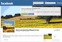 Słońce na Facebooku