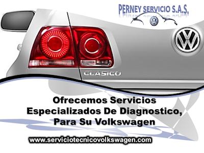 Servicio Tecnico Volkswagen - Perney Servicio