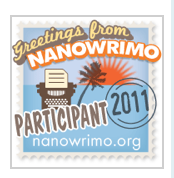 I'm participating in NaNoWriMo 2011