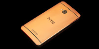 HTC One Rose Gold