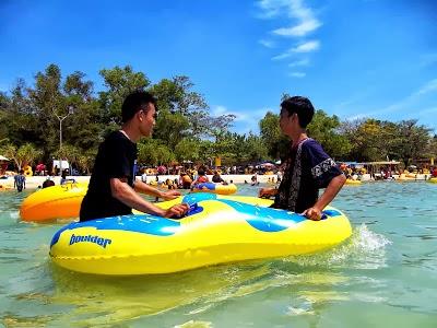 Pantai Bandengan Dan Pulau Panjang Jepara