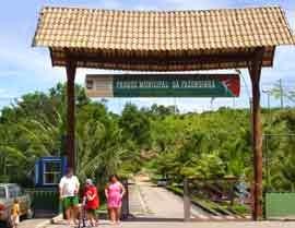 Parque da Fazendinha em Jardim Camburi - Vitória
