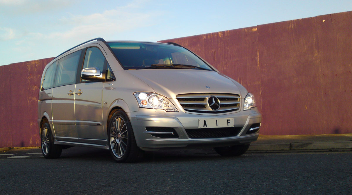chris haining writes driven 47 2011 mercedes benz viano edition 125 v6 cdi 3 0. Black Bedroom Furniture Sets. Home Design Ideas