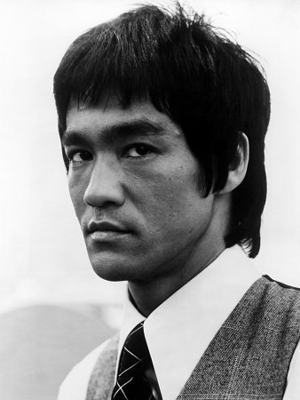 Bruce Lee (born Lee Jun-fan)