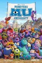 Οι Καλύτερες Ταινίες για Παιδιά 2013 Μπαμπούλες Πανεπιστημίου