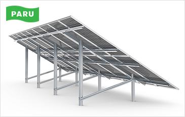 [PARU Solar Tracker] PARU Fixed Type