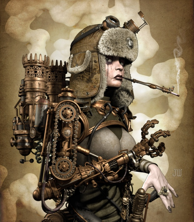 3D Character Digital Design Illustrations Inspiration
