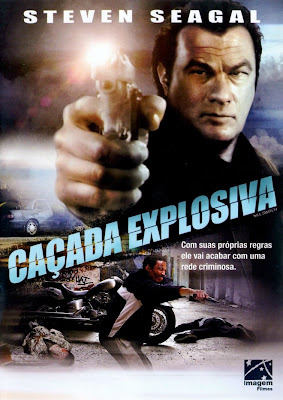 Caçada Explosiva - DVDRip Dublado