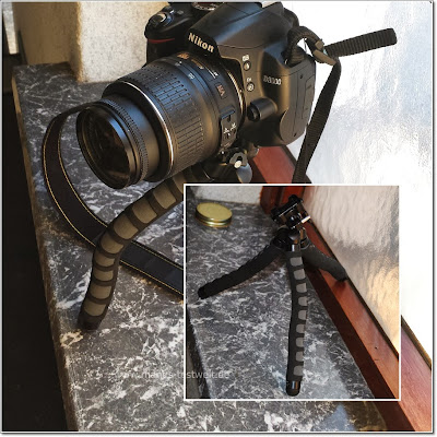 Camgloss Spider Tripod