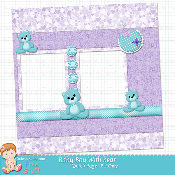 Baby Boy / Free Quick Page