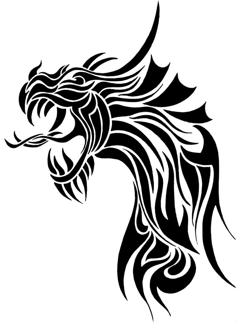 tattooz designs tribal dragon tattoos designs tribal dragon tattoos idea. Black Bedroom Furniture Sets. Home Design Ideas