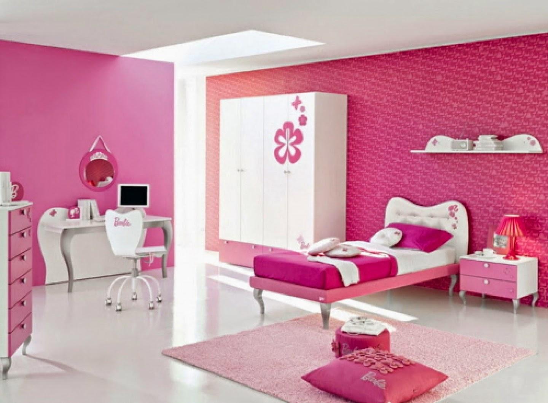 #AD1E4A Conseils Déco Et Relooking: Idées De Chambres Roses Pour  1567 chambre petite mais belle 1440x1059 px @ aertt.com