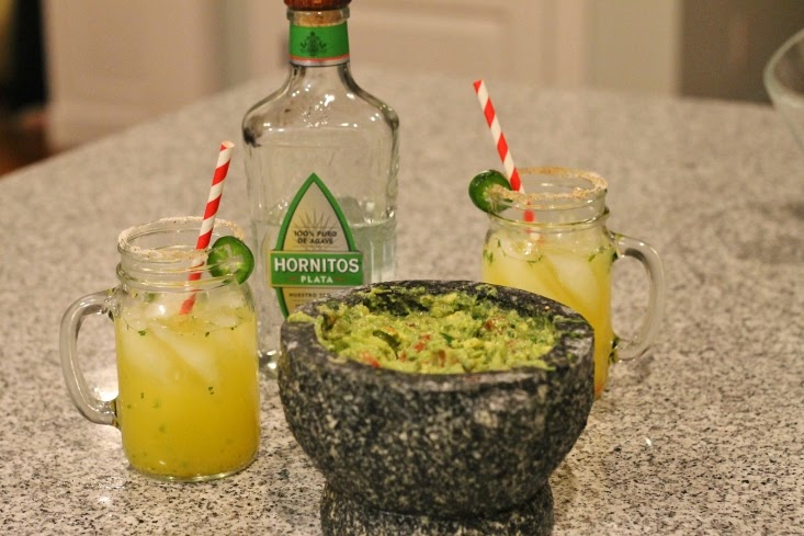 Jalapeno Margarita Drink Recipe