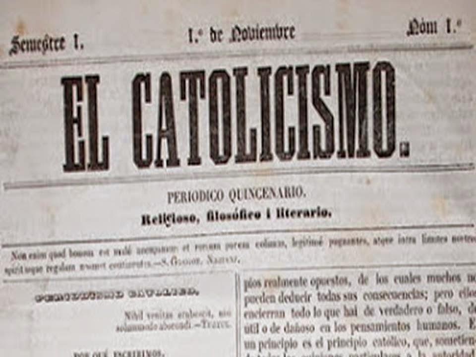 CATOLICISMO Y VERDAD