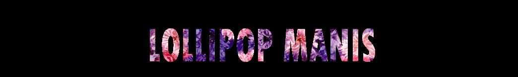 Lollipop manis