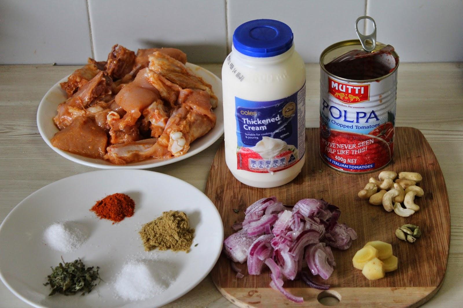Myes Kitchen Restaurant Style Butter Chicken Recipe