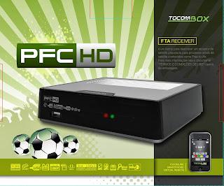 TOCOMSAT PFC HD