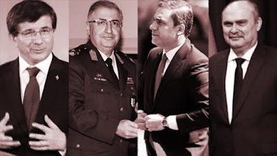 EE.UU filtró plan secreto de Turquía para atacar Siria