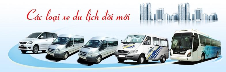 Dịch vụ thuê xe du lịch