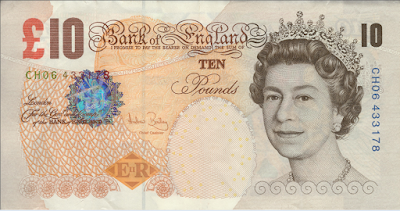 Britain has women on their money