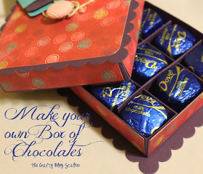 Create your own Box of Chocolates