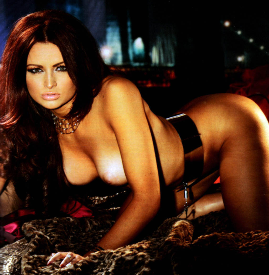 Maria Kanellis In Playboy Naked