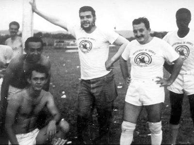 Fotografías Che Che+futbolista