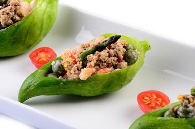 Cocinar rico cocina facil caihuas rellenas for Comidas faciles de cocinar